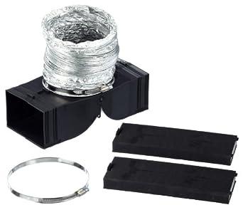 gorenje umluftset f r erstausstattung f r f r dunstabzugshaube dkg 9330 e dkg 6330 e dtg 9330. Black Bedroom Furniture Sets. Home Design Ideas
