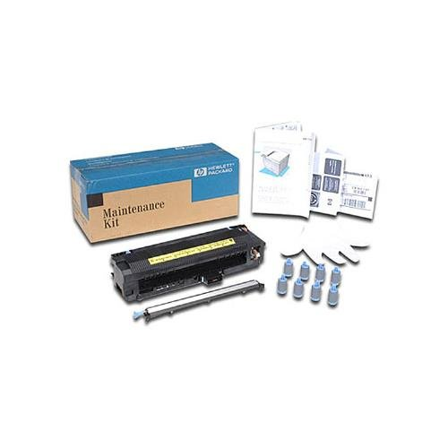 Hewlett Packard C3914A OEM Mono Laser Maintenance - HP LaserJet 8100c8150 Series Maintenance Kit 110Vc Contains Fuser Assembly Transfer Roller Assembly 8 Feed Separation Rollers 350000 Yield OEM