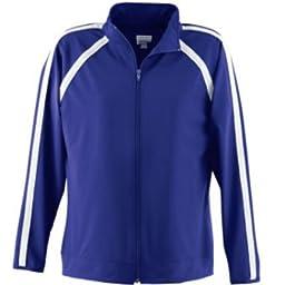 Girl\'s Poly / Spandex Jacket from Augusta Sportswear