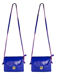 Amense Sling (Combo Of 2 Slings) By Heels & Handles (N1288Set2)