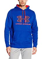 Under Armour Sudadera con Capucha Storm Rival Graphic Po (Cobalto)