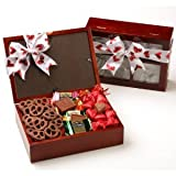 Broadway Basketeers For Love of Chocolate Gift Assortment for the Holidays