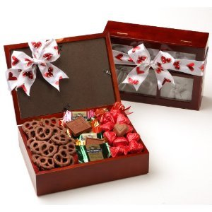 Broadway Basketeers For Love of Chocolate Gift Assortment for Valentine's Day
