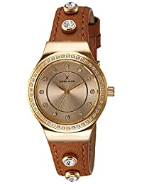 Daniel Klein Analog Gold Dial Women's Watch - DK10712-4