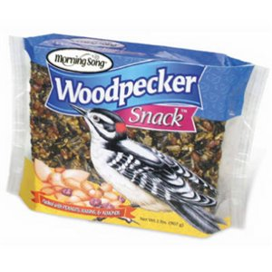 Morning Song 1022091 Woodpecker Snack Wild Bird Food Bag, 2-Pound