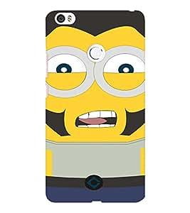 EPICCASE Movie Star Minion Mobile Back Case Cover For Xiaomi Mi Max (Designer Case)