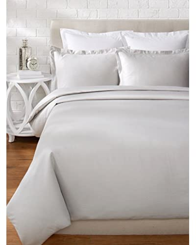 Mélange Home Egyptian Cotton 600 Thread Count Hemstitch Duvet Set