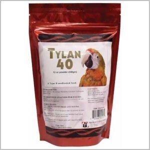 Image of Tylosin Powder - 340 gm pouch (12 oz.) (B0030UVLHS)