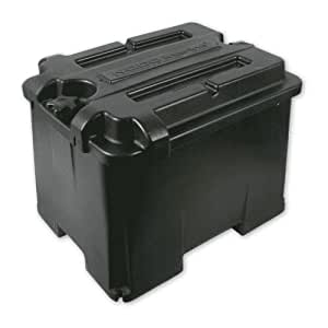 NOCO HM426 Dual 6-Volt Commercial Grade Battery Box for Automotive, Marine and RV Batteries