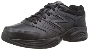 New Balance Mens Indoor Multisport Court Shoes MX624AB3 Black 11 UK, 45.5 EU