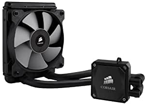 Corsair Hydro H60 High Performance Liquid CPU Cooler, CW-9060007-WW (Liquid CPU Cooler)