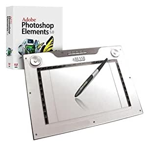 "Adesso 12"" x 7.25 "" Widescreen Media Graphics CyberTablet"