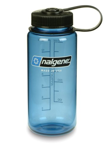 Nalgene Tritan Wide Mouth Water Bottle BPA Free