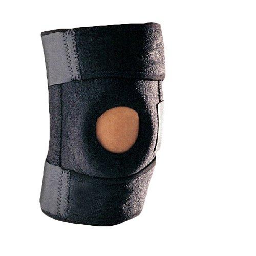 【HMK】 簡単装着 膝サポーター 左右兼用 ジョギング ウォーキング 登山 怪我防止 膝保護に