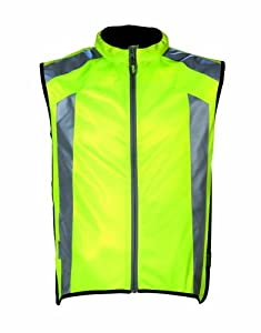 Wowow Dark 1.0 Fluorescent Jacket Yellow XXL