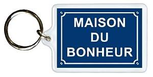 Porte cles maison du bonheur cuisine maison for Porte cle maison du bonheur