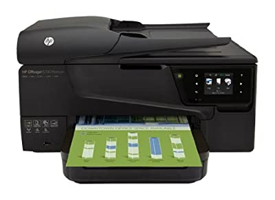 HP Officejet 6700 Premium e-All-in-One Wireless Color Photo Printer with Scanner, Copier and Fax