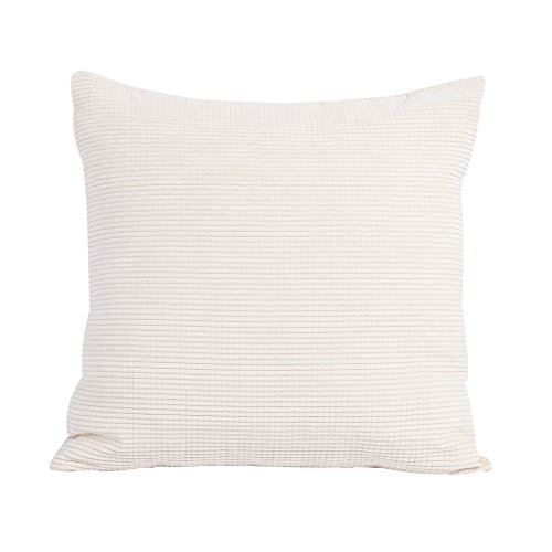 Square/Rectangle Solid Pinkycolor Printed Cushion Cover ChezMax Corduroy Lattice Throw Pillow Case Sham Slipover Pillowslip Pillowcase For Lounge Saloon Chair Back Seat Sofa Couch
