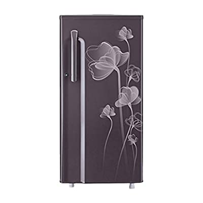 LG 190 Ltrs B205KGHP Direct Cool Single Door Refrigerator - Graphite Hear
