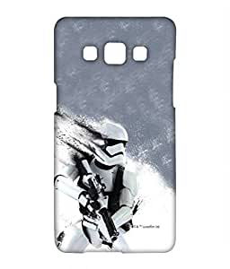 Trooper Storm Phone Cover for Samsung A5 by Block Print Company