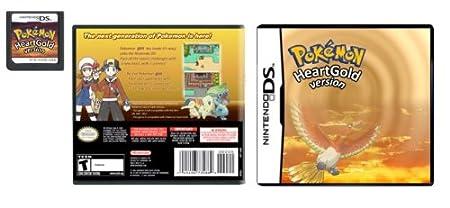 (New) Pokemon Heart Gold for Nintendo DS