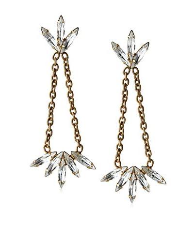 Elizabeth Cole Flre Earrings As You See
