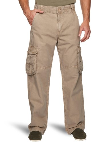 Timberland Cargo Canvas Relaxed Men's Cargo Trousers