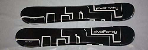 Skiboards 540 Ski boards TITAN 90cm with Tyrolia SL100 Bindings set New