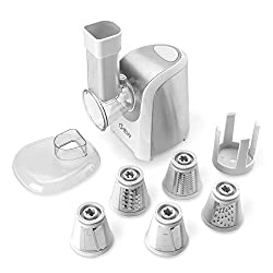The Chew 5-in-1 Food Prep Express Shooter, White