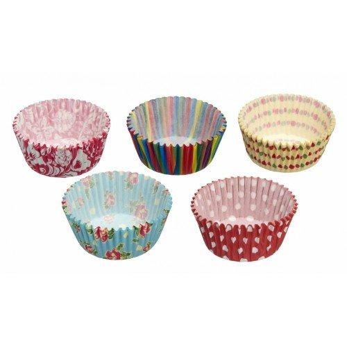 Wilton - Cápsulas cupcakes 36 unidades