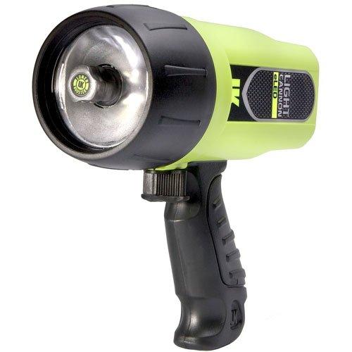 Underwater Kinetics Light Cannon eLED, Pistol Grip, Safety Yellow 44651