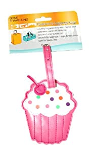 Children's Novelty Luggage Tag - Style May Vary
