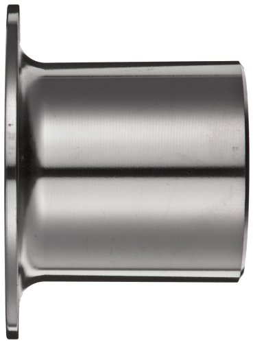 Stainless steel l butt weld pipe fitting type a