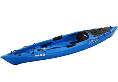 Sun Dolphin Bali SS Sit-On Kayak, 12-Feet