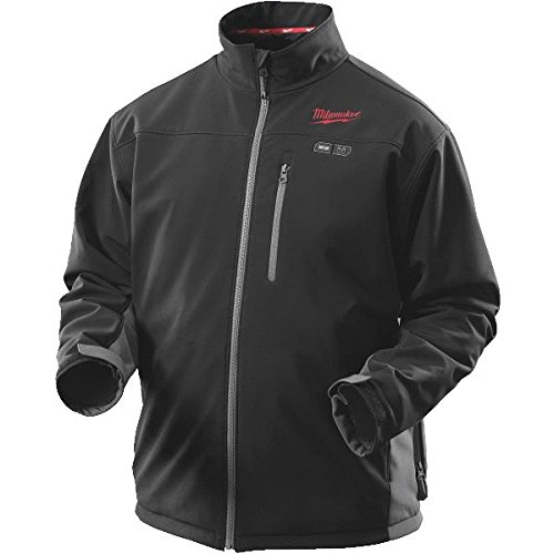 Milwaukee TV205494 Black X-Large M12 Heat Jacket (M12 Heated Jacket compare prices)