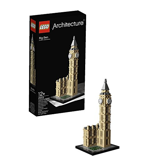 Lego Architecture 21013: Big Ben Picture