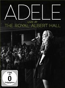 Adele - Live At The Royal Albert Hall (inkl. Bonus-CD) [Blu-ray]