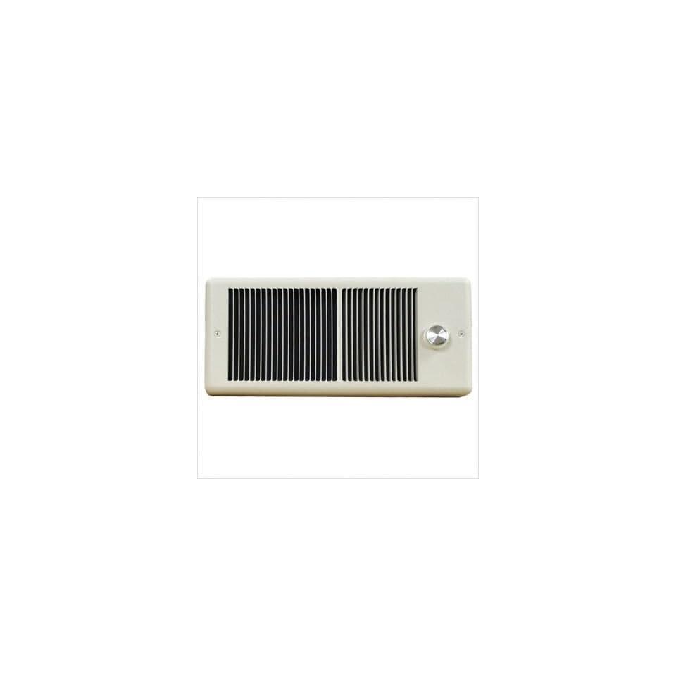 Pole 208v Fan Forced Wall Heater w/ Wall Box