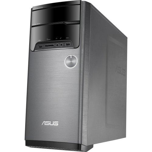 "Asus Computer International - Asus M32Bf-Us004S Desktop Computer - Amd A-Series A8-5500 3.20 Ghz - Black - 4 Gb Ram - 1 Tb Hdd - Dvd-Writer - Amd Radeon Hd 7560D - Windows 8.1 ""Product Category: Computer Systems/Desktop Computers"""