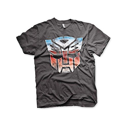 T-Shirt Transformers Autobot Logo Xl