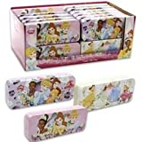Disney Princess Tin Pencil Case Pencil Holder 8 (Purple)