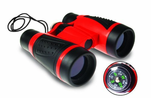 Portable, Educational Insights Geosafari Binoculars With Compass Consumer Electronic Gadget Shop