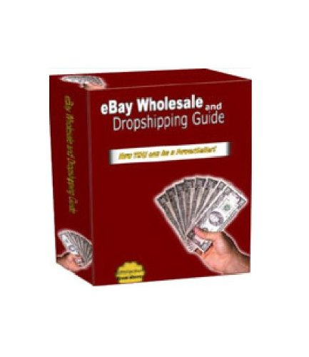 Ultimate Dropship Wholesale List eBook - This Wholesale List is a must for EVERYONE!!