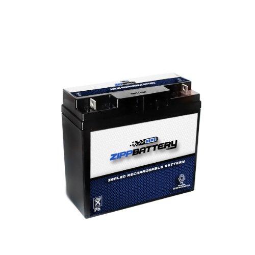 12V 19.4AH 233W Sealed Lead Acid (SLA) Battery - T3 Terminals by Zipp Battery battery equalizer ha02 4 x 6v 9v 12v used for lead acid batteris balancer charger controller solar
