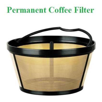 Permanent Coffee Filter For Mr Coffee front-22719