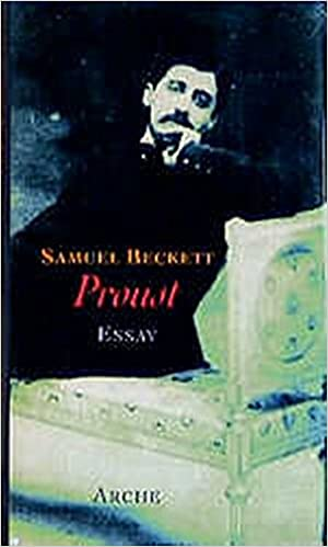 Proust / by Samuel Beckett - Details - Trove