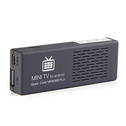 Why Choose MK808B Plus Amlogic M805 Quad Core Android 4.4 Mini TV Dongle 1G/8G WIFI H.265 HW Decode ...