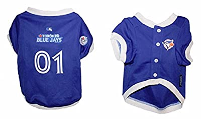 Toronto Blue Jays MLB Baseball Pet Dog Jersey