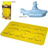 Beatles Yellow Submarine Ice Cube Tray
