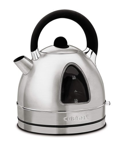 Cuisinart Dk-17 Cordless Stainless Steel Electric Kettle Home Supply Maintenance Store